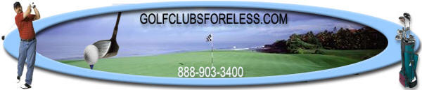 Golf Clubs Fore Less